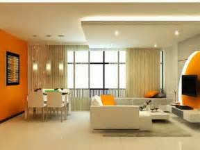 Wall Paint Ideas For Living Room Living Room Orange Ideas Simple Home Decoration
