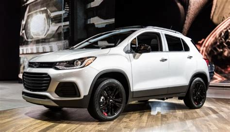 all new chevrolet trax 2020 2020 chevrolet trax release date specs interior