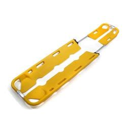 Aluminium Scoop Stretcher 9 11 stretchers stretcher trolleys ambulance stretcher with