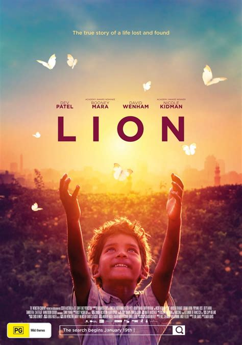 Film Of Lion | lion dvd release date redbox netflix itunes amazon