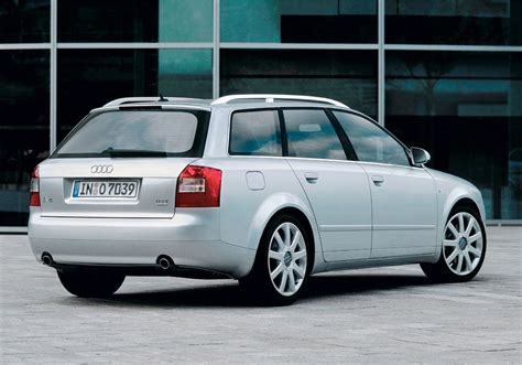 Audi A 4 2004 by Audi A4 Avant 2001 2004 Photos Parkers