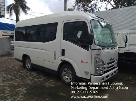 design paramitra indonesia harga isuzu elf microbus baru 16 seat 2018 pt astra
