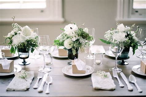 Table Setting For Wedding by Gallery The Cottage Scone