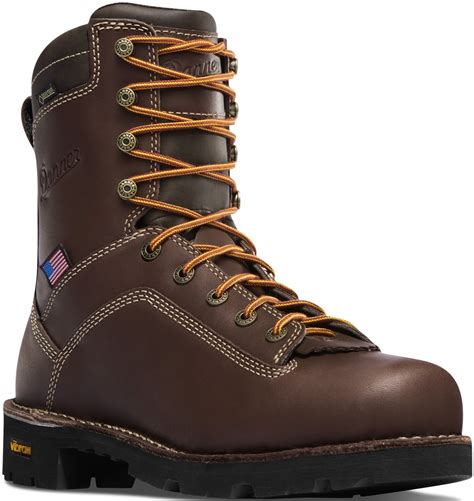 danner quarry usa brown 8 quot boot