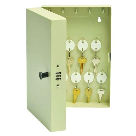 key cabinet with combination lock mmf industries all heavy gauge stainless steel key cabinet