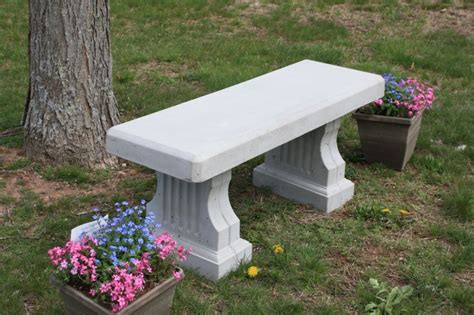 cement bench for sale pros and cons of concrete garden bench med art home