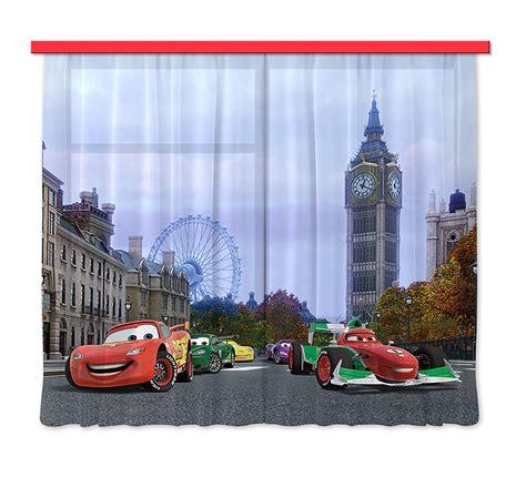 Rideaux Londres by Rideau De Voilage Cars 224 Londres Disney