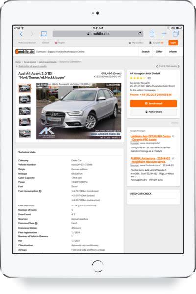 autoscout24 mobile de e mobile lv auto no autoscout24 de un mobile de