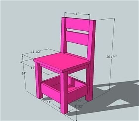 Build Your Own Chair by American Doll Table And Chair Plans Woodworking