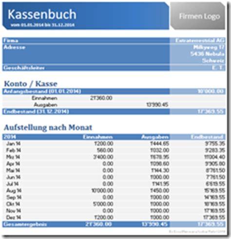 Vorlage Kassenbuch Schweiz Excel Kassenbuch Zum Excelnova