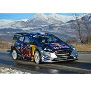 WRC  2017 Rallye Monte Carlo Pre Event Press Conference