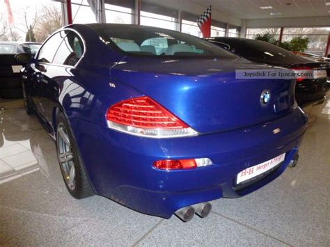 small engine maintenance and repair 2007 bmw m6 parking system 2007 bmw m6 5 0 v10 1h dt fzg 19 car photo and specs