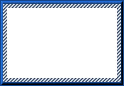 Blus Bordir Rafael 2 blue frame png blue frame 2 photo blue frame 2 png frames scrap