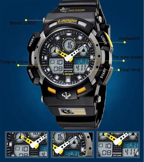 Pasnew Plg 1002ad N4 wholesale sale pasnew plg 1002ad diving waterproof 100m countdown swimming stopwatch