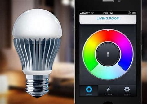wi fi led light bulbs gateway to the smart home mit lifx wi fi led light bulbs hiconsumption