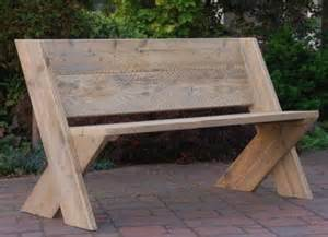 wooden benches diy 25 best ideas about outdoor benches on