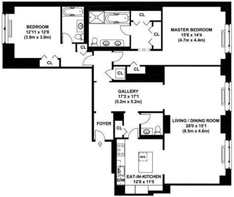 new york condo floor plans the intercontinental 110 central park south new york ny