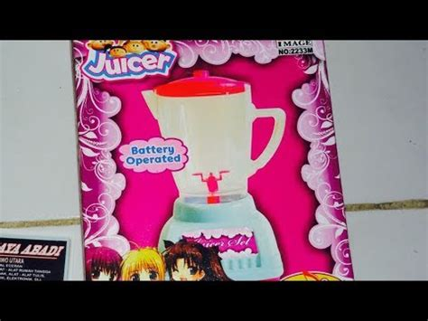 mainan juicer mainan blender mainan anak mainan blender jus juicer set