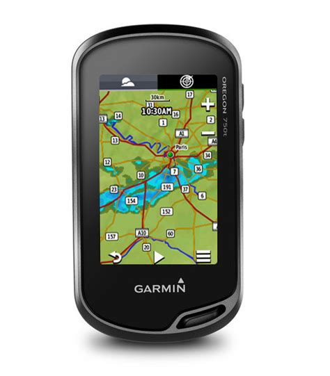 Garmin Oregon 750 Gps Outdoor gps garmin oregon 750t topoactive europa zona outdoor