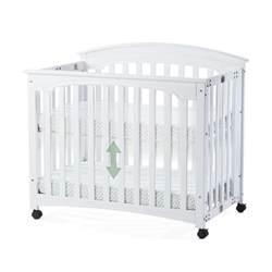 mini folding crib wadsworth mini folding crib child craft