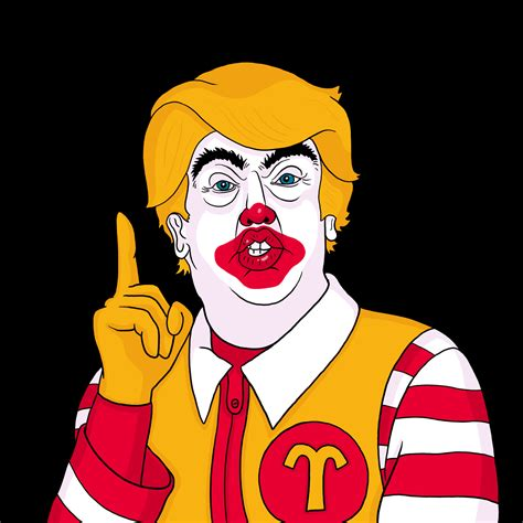 donald trump mcdonalds trumpe how to mc donald trump