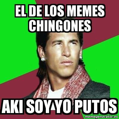 Photos Meme - meme sergio ramos el de los memes chingones aki soy yo