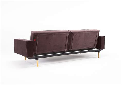 splitback sofa splitback vintage with arms bijan interiors toronto s