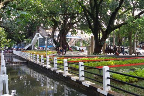 Air 2 Di Bandung bandung merdeka indahnya taman anak sungai cikapayang di balai kota bandung