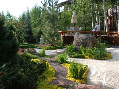 Tranquillity Corner Escape Garden Design Landscape Corner Garden Design