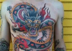 40 powerful dragon tattoos creativefan