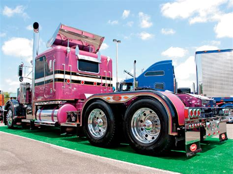 trucks shows custom trucks