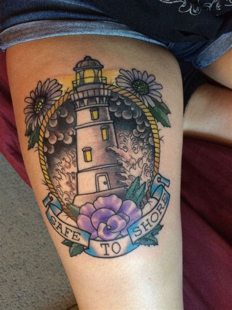 my lighthouse tattoo lyrics from the song my lighthouse