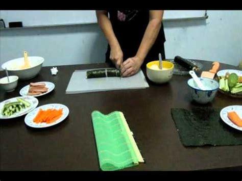 youtube membuat sushi video cara membuat sushi youtube