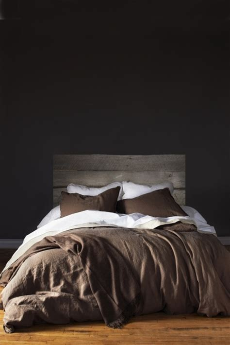 dark walls in bedroom dark walls in interior design furnish burnish