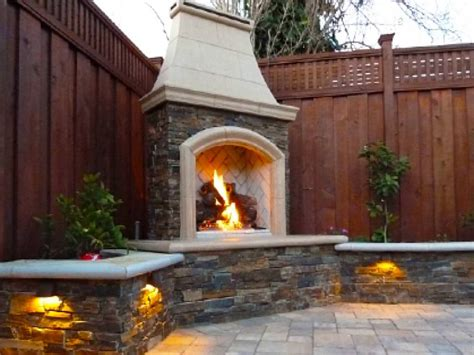 outdoor rooms and outdoor fireplaces fall s best outdoor outdoor fireplace diy jen joes design best diy