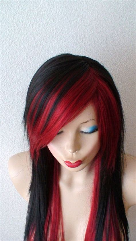 emo hairstyles with highlights latest emo girl hairstyle trends fashion looks 2018 2019