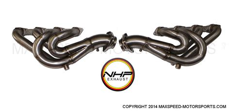 Ferrari F430 Coupe/Spider NHP Exhaust Race Headers