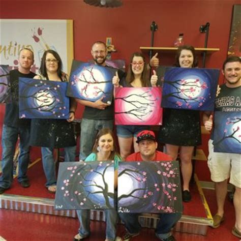 paint with a twist the woodlands painting with a twist 24 photos 17 reviews