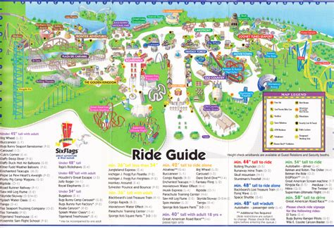amusement park hacks an manual for america s amusement parks books six flags great america election map 2006