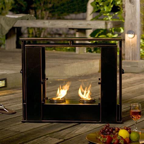 Portable Indoor Outdoor Fireplace   FIREPLACE DESIGN IDEAS