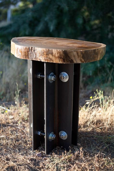 really cool end tables combine 9 industrial furniture unique industrial end