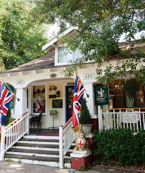Tea Room Covington La by Towns Covington Louisiana
