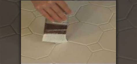 how to paint a tile floor bathroom how to paint ceramic tile 171 interior design wonderhowto