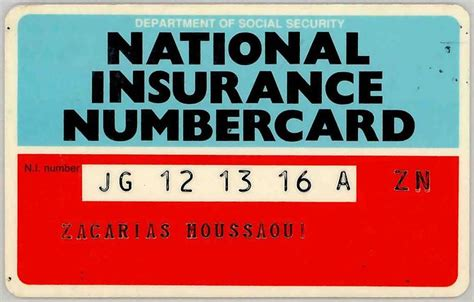 National Insurance Number Letters Meaning what does my tax code alterledger