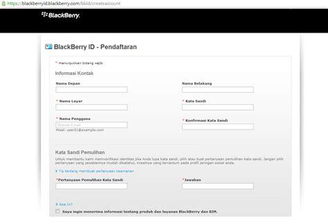 membuat email baru untuk blackberry cara cepat mengatasi bbm server penuh untuk membuat id