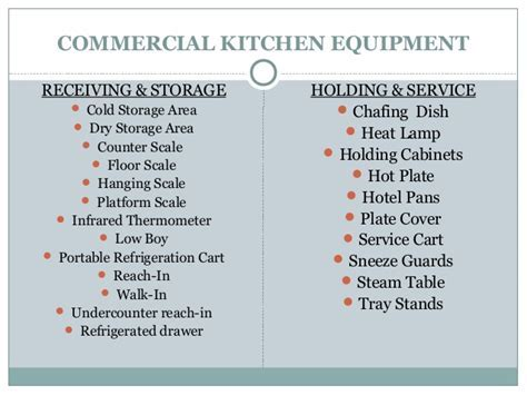 REssential kitchen equipments varun