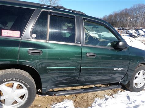 gmc envoy replacement parts 2003 gmc envoy sle 4wd quality used oem replacement parts