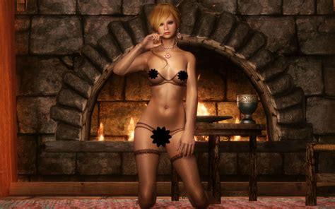 skyrim unp lingerie the elder scrolls 5 skyrim quot нижнее белье тайный обряд