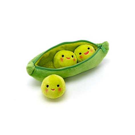 Toys Story Peas Small story 3 peas in a pod mini bean bag