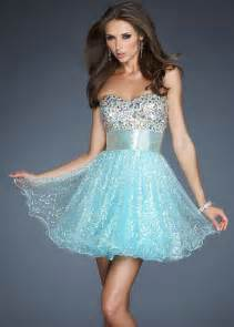 select a light blue dress for nights vogue gown